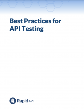 Best Practices for API Testing